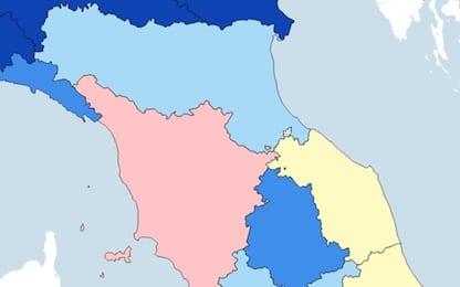 """Elezioni 2018, Istituto Cattaneo: """"regioni rosse"""" non esistono più"""