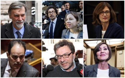 Capigruppo, Bernini e Gelmini per FI. Il Pd sceglie Delrio e Marcucci
