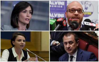 Camera, eletti i vice di Fico: Carfagna, Spadoni, Fontana e Rosato