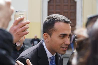 Di Maio: sfida governo secondo volontà del popolo, nulla ci fermerà