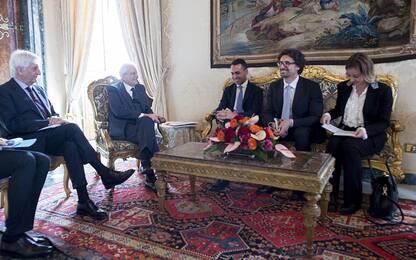 """Consultazioni governo, Mattarella: """"Servono altri giorni"""""""