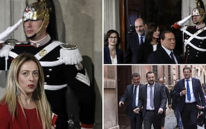 """Consultazioni, Berlusconi annuncia: """"Centrodestra si presenterà unito"""""""