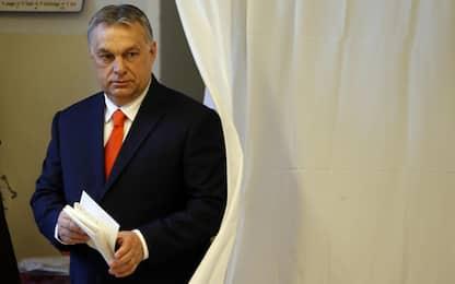 Il partito di Orban lascia il Ppe al Parlamento Europeo