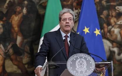 Siria, Gentiloni: attacco non partito da basi Italia. No a escalation