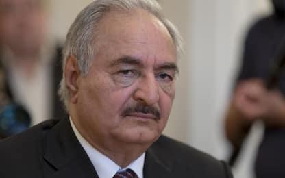 Libia, tv locale: generale Haftar è tornato a Bengasi