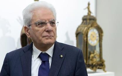 Migranti, Mattarella: irresponsabile mettere a rischio Schengen