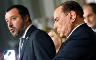 Berlusconi_salvini_ansa