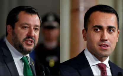 Legge di bilancio, duello a distanza tra Salvini e Di Maio