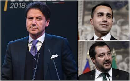 """Governo, l'annuncio di Di Maio: """"Conte sarà un premier politico"""""""