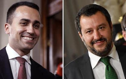 Governo, Salvini: o si parte o al voto. Di Maio: 24 ore per chiudere