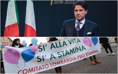 Giuseppe Conte, polemiche su presunto sostegno a Stamina