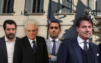 Governo, polemiche su Conte. Salvini e Di Maio: avanti con lui
