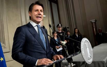"""Governo, Conte premier incaricato: """"Sarò avvocato difensore del popolo"""""""