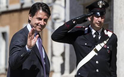 Governo M5S-Lega, le prime pagine dei principali quotidiani italiani