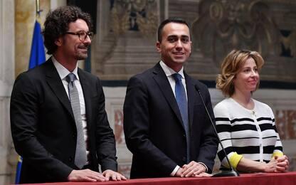 Consultazioni, Di Maio: della squadra si occupano Mattarella e Conte