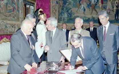 Giuseppe Conte batte il record di Amato: 84 giorni senza governo