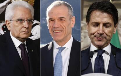 Governo, Conte rimette mandato. Mattarella convoca Cottarelli