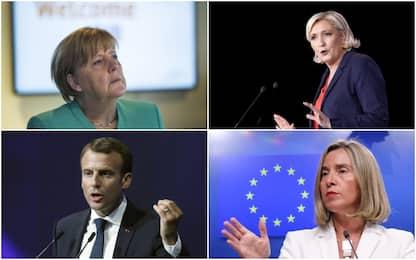 Caos governo, Macron difende Mattarella. Attacchi di Le Pen e Farage