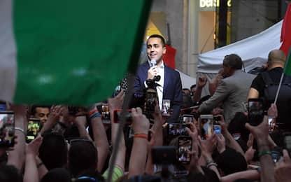 Di Maio: fate partire nostro governo, no a impeachment a Mattarella