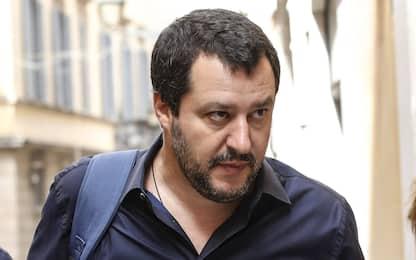 """Salvini posta video di un bimbo con Mattarella: """"Contro poteri forti"""""""