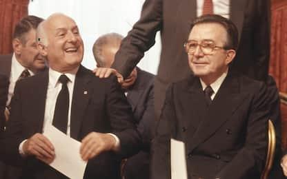 """Cos'è la """"non sfiducia tecnica"""": l'unico precedente con Andreotti II"""