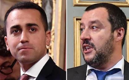 Governo Conte: i rapporti di forza tra Lega e M5s