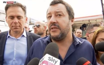 Salvini: spero che governo parta, ma senza cambiare squadra