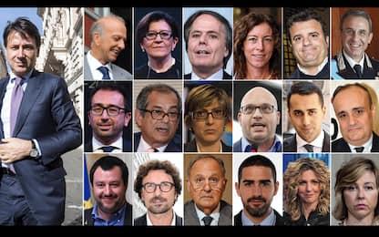 È nato il governo Conte: 18 ministri, 5 donne