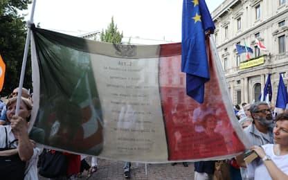 A Roma e Milano la manifestazione del Pd