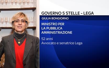 Giulia Bongiorno, chi è il ministro per la Pubblica amministrazione
