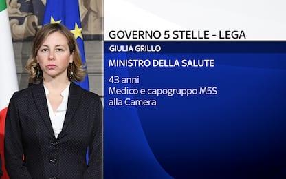 Giulia Grillo, chi è il nuovo ministro della Salute