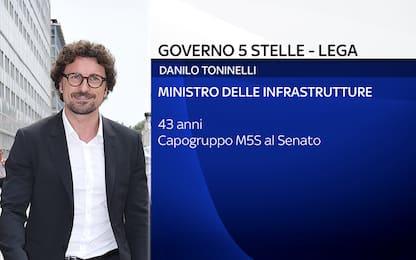 Danilo Toninelli, chi è il ministro alle Infrastrutture