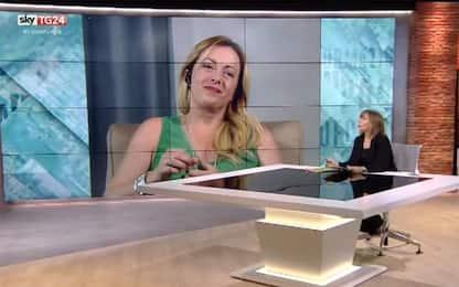 Giorgia Meloni a Sky TG24: Mattarella ha fatto errori nella trattativa