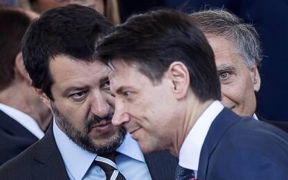 """Tav, Repubblica: """"Conte pronto a fermarla"""". Salvini: """"Andare avanti"""""""