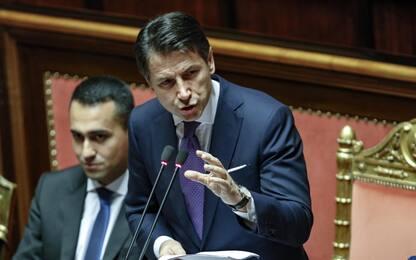 Il discorso di Conte, dall'elogio del populismo alla flat tax