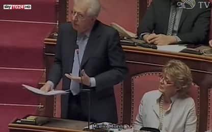 Governo Conte, Monti: siate più umili o Italia potrebbe subire Troika
