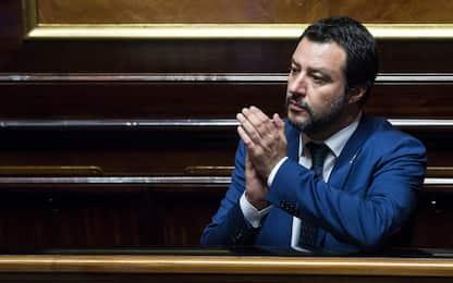 """Governo, Salvini: """"Con la flat tax ci guadagnano tutti"""""""