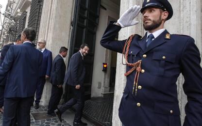 Esordio di Conte al G7, Salvini presiede il Cdm e apre ai dazi Usa