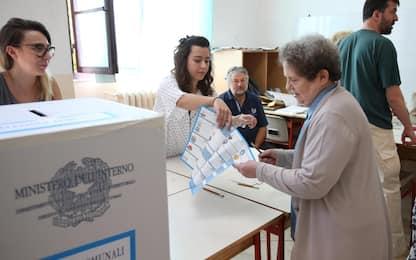 Affluenza comunali 2018 in calo: al voto 61,19% degli aventi diritto