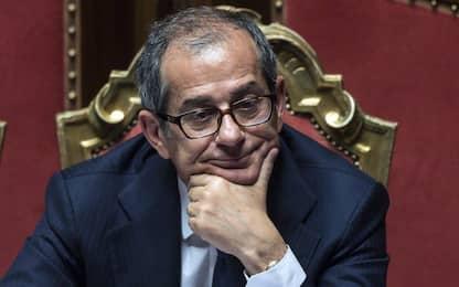 Governo, Tria: impegno sull'euro, riforme rispettino bilancio