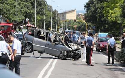 Firenze, inseguimento tra auto dopo lite: morto il ragazzo investito