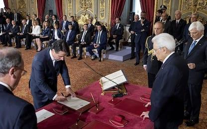 Contratto governo Lega-M5S, sei d'accordo o all'opposizione? Il test