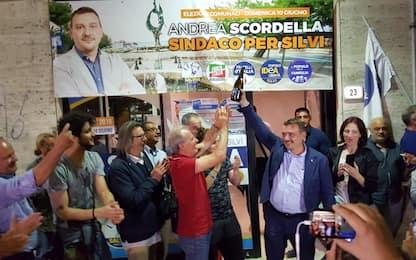 Comunali, a Silvi eletto il primo sindaco della Lega in Abruzzo