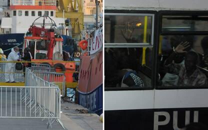Lifeline, finita l'odissea: migranti a Malta, 8 paesi li accoglieranno