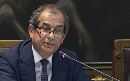 """Legge di bilancio 2019, Tria apre al taglio dell'Irpef: """"Ma graduale"""""""