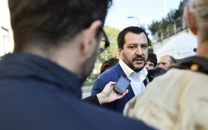 Migranti, Salvini: porti chiusi a navi delle missioni internazionali