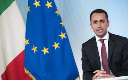 Di Maio: non lavoriamo a un piano B per l'uscita dall'euro