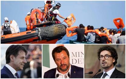 Migranti, linea dura di Roma: i casi in cui l'Italia ha negato sbarco