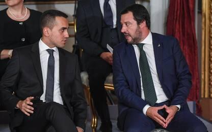 """Salvini: """"Nessuna telefonata da Di Maio sui magistrati, decido io"""""""