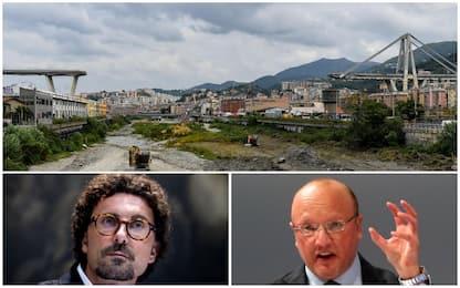 """Ponte Morandi, Toninelli: """"Decreto per Genova in Cdm forse già domani"""""""